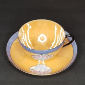 Lusterware Other - Lusterware Cups & Saucers (2)